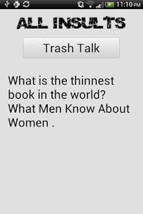 Trash Talk- screenshot thumbnail