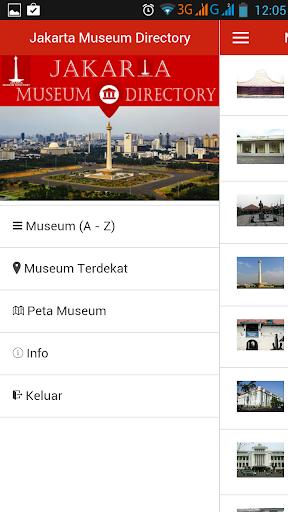 Jakarta Museum Directory