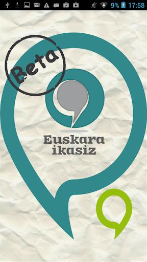 Euskara ikasiz 1.maila beta