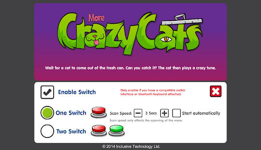 More Crazy Cats- screenshot thumbnail