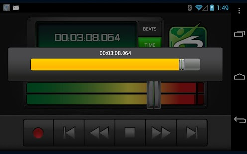 Mixcraft 6 Remote - screenshot thumbnail