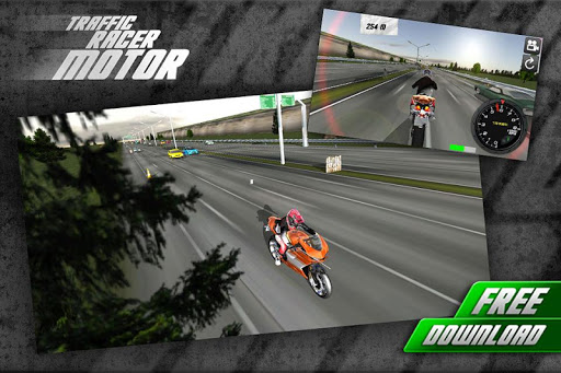 Traffic Racer Motor for PC