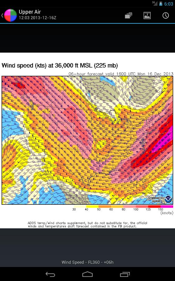 Metam - Aviation Weather/METAR - screenshot