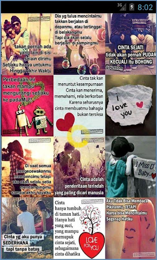 DP Kata2 Bijak - Cinta - Galau