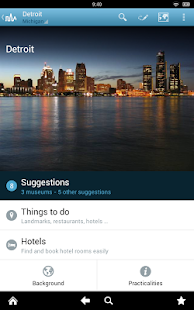 Michigan Guide by Triposo - screenshot thumbnail