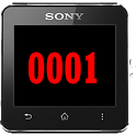 Counters for SmartWatch 2 icon