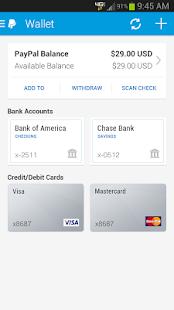 PayPal- screenshot thumbnail