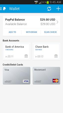 PayPal 5.11.8 screenshot 6616