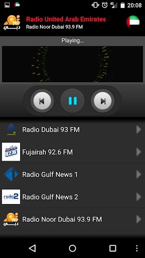 Download RADIO UNITED ARAB EMIRATES Google Play softwares