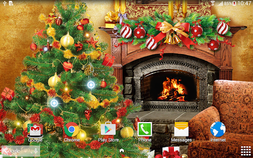 Christmas Wallpaper- screenshot thumbnail