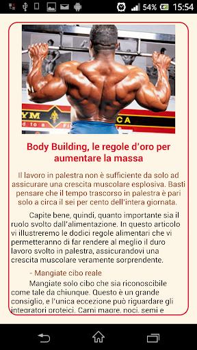 【免費健康App】Construire il corpo perfetto!-APP點子