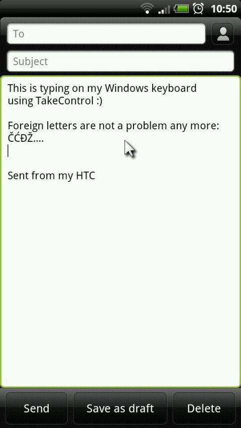 Take Control Lite (ROOT) - screenshot
