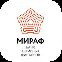 Мираф-Банк. Mobile