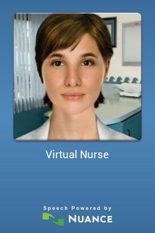 Virtual Nurse - Women's Health- screenshot