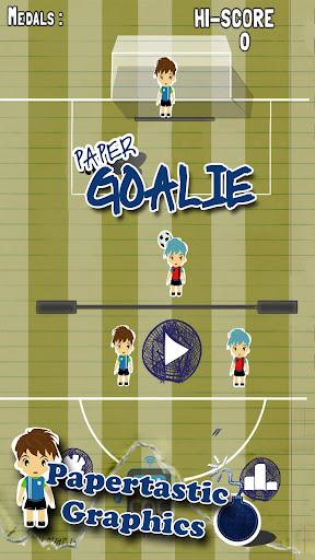 Paper Goalie
