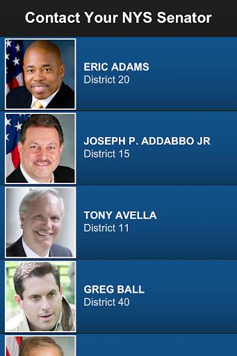 Contact NYS Senators