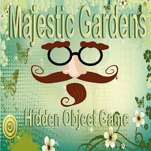 Hidden Object Majestic Gardens for PC and MAC