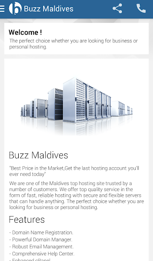 Buzz Maldives