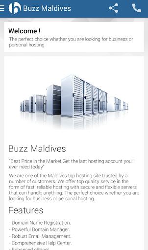 Buzz Maldives
