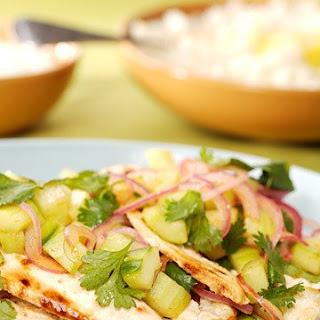 Lemon Basmati Rice.