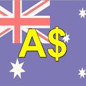 Australia Discriminating Money icon