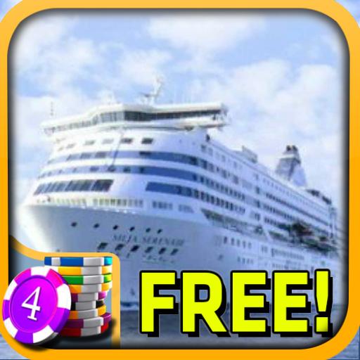 3D Cruise Ship Slots - Free