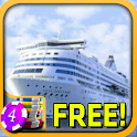 3D Cruise Ship Slots - Free icon