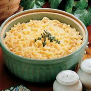 Macaroni Au Gratin
