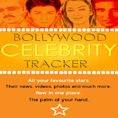 Bollywood Celebrity Tracker