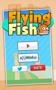 Floppy Bird Fish