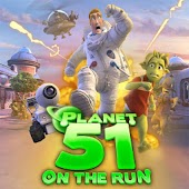 Planet51 On The Run