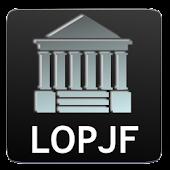 Ley Orgánica del Poder Judicia