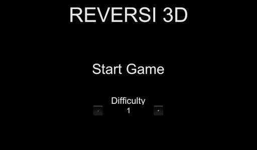 Reversi 3D