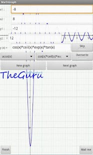 MathGraph - screenshot thumbnail