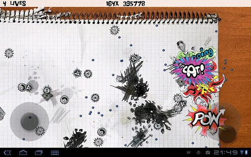SketchWars HD- screenshot thumbnail