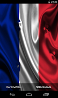 Screenshot of Flag of France