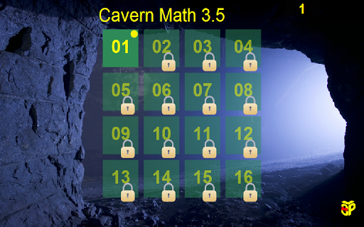 Cavern Math 3.5