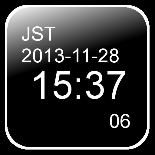 生產應用必備App|簡単な時計 SW2 LOGO-綠色工廠好玩App