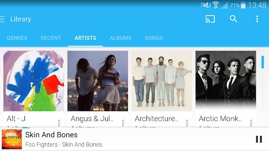 Shuttle+ Music Player Screenshot 26