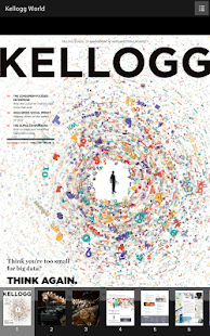 Kellogg World- screenshot thumbnail