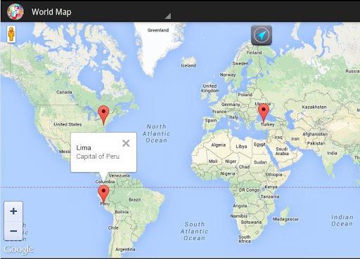 拼字必備APP下載|Countries of the World 好玩app不花錢|綠色工廠好玩App