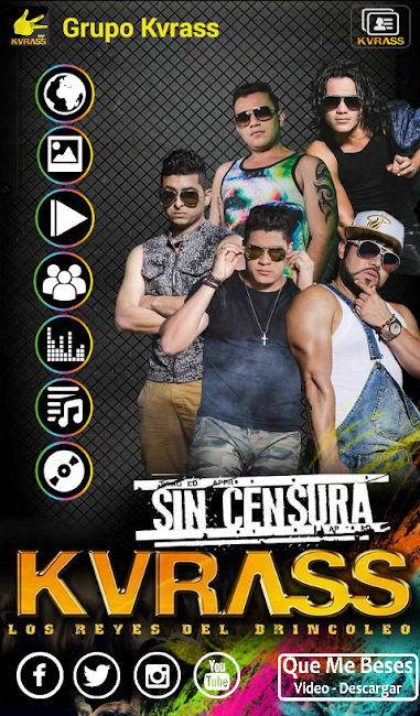 #14. Grupo Kvrass (Android)