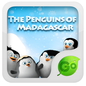 Madagascar Penguins Keyboard Icon
