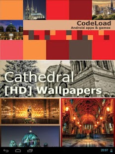 Cathedral [HD] Wallpapers - screenshot thumbnail