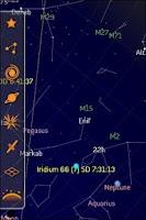 Screenshot of Sky Objects
