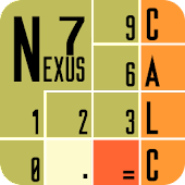 Nexus 7 Calculator