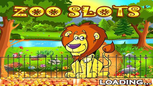 動物園の動物のスロット