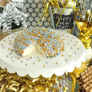 Champagne Cheesecake Cheese Ball