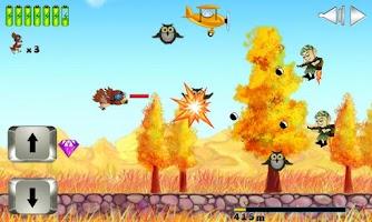 Screenshot of Bird Attack