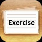 Exercise Flashcards Plus icon